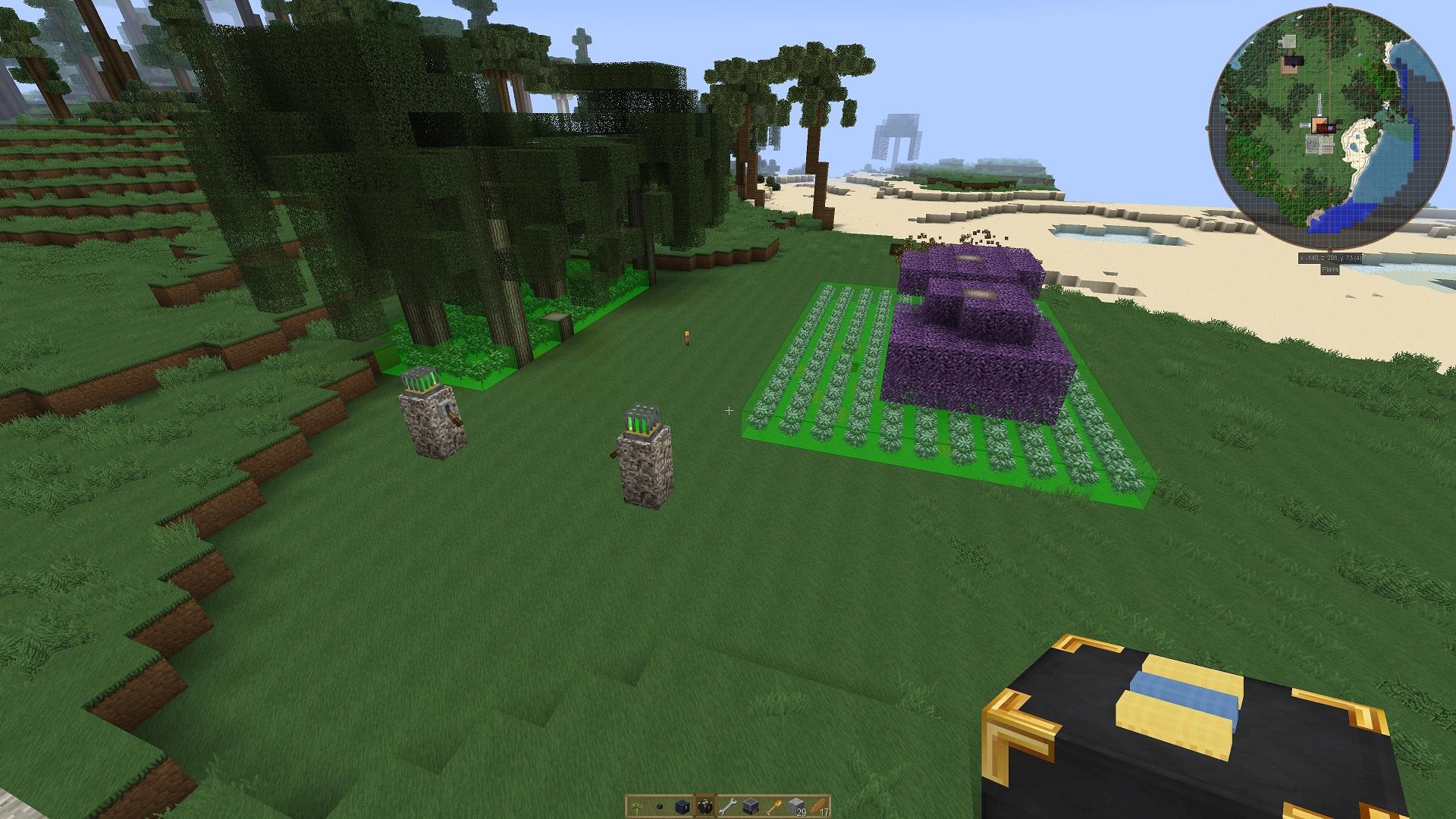 2 Tree Farms